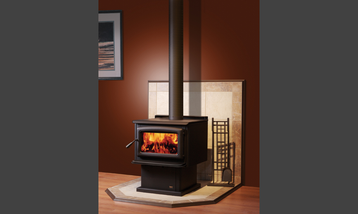 ... Burn Technology (EBT) for the longest burn time, the Summit, and the  Summit Classic in a beautiful, durable porcelain finish, are the wood stoves  of ... - FPLC - Pacific Energy Freestanding Stoves - Wood Burning